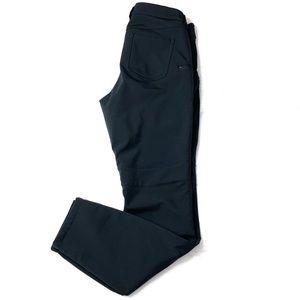 Burton Black Skinny Leg Ski Pants